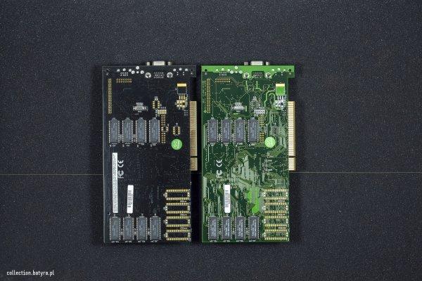 Quantum3D Obsydian2 90-2440 Voodoo 2 10MB arcade 2 pcs.