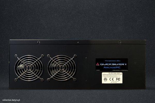 Quantum3D Quicksilver II ArcadePC