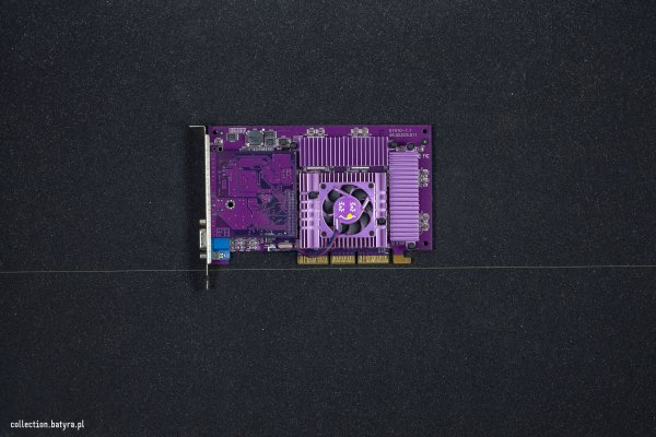 Geforce 2 Pro PA256 Deluxe Che Che
