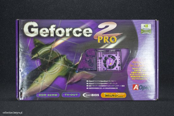 Geforce 2 Pro PA256 Deluxe Che Che