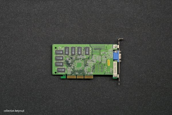 nVidia Riva TNT 2 Ultra Canopus Spectra 5400
