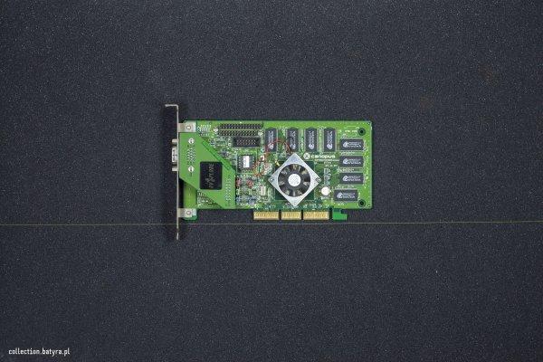 Canopus Spectra 5400PE nVidia Riva TNT2 Ultra