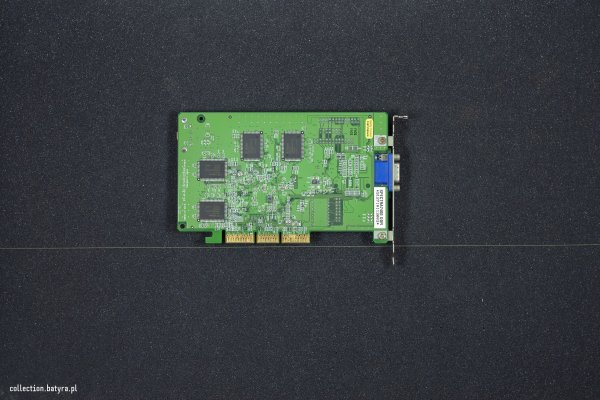GeForce 256 DDR Canopus Spectra 7400DDR