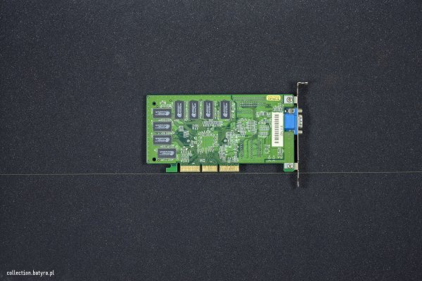 GeForce 256 SDR Canopus Spectra 7400