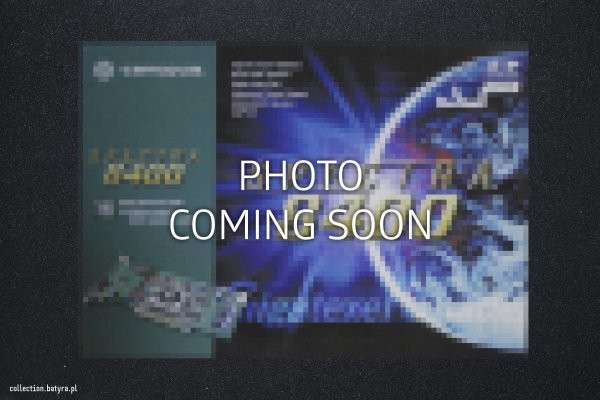 Geforce 2 GTS Canopus Spectra 8400