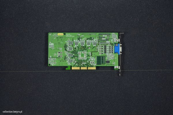 GeForce 3 Canopus Spectra X20