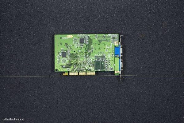 GeForce 4 MX 460 Canopus Spectra WF17