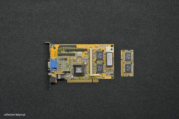 S3 Virge GX2 PCI Winfast S680