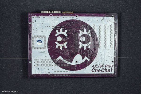 AOpen AX3SP Pro Che Che - Socket 370