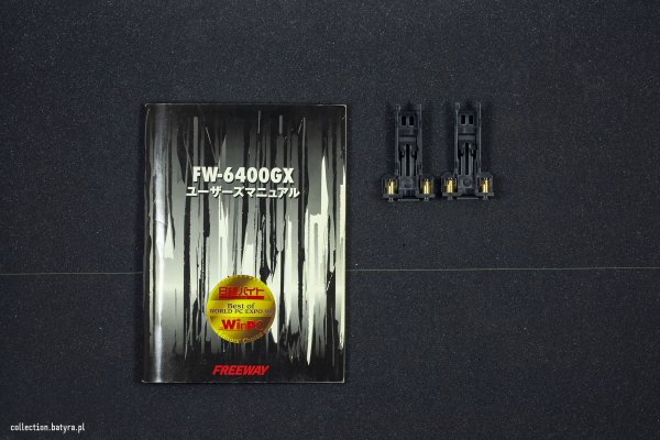 Freeway Design FW-6400GX/150/WS Slot 1 and Slot 2 Combo