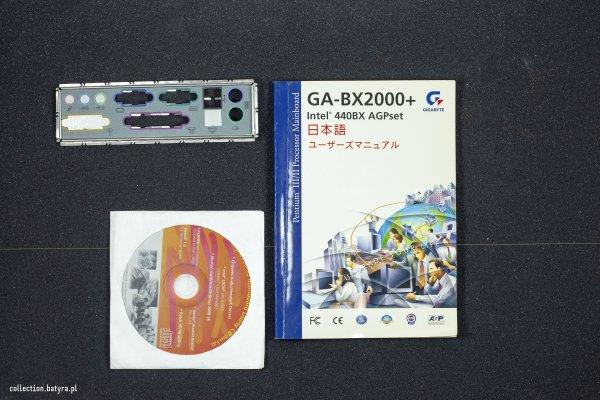 Gigabyte GA-BX2000+ - Slot 1