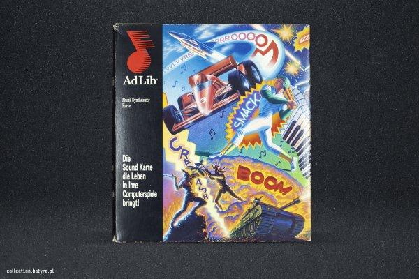 AdLib 8bit 1990