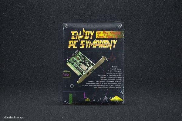 Adlib 8bit Clone PC Symphony