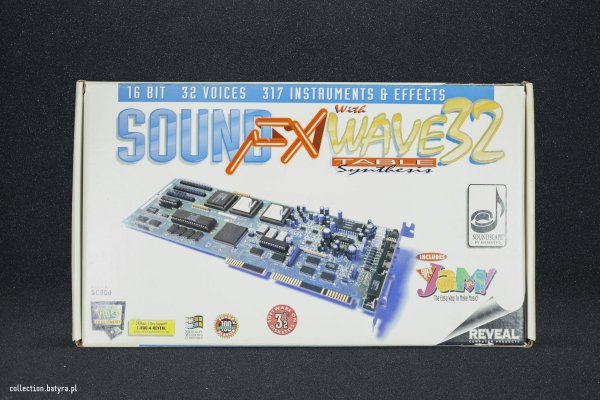 Soundscape S-2000 / Reveal SoundFX