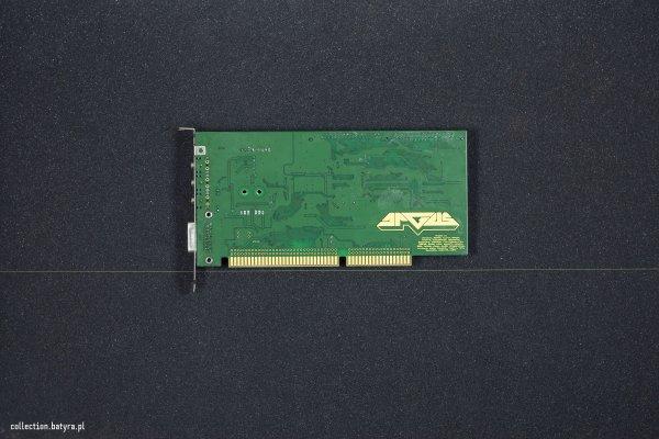 ARGUS Prototype No8