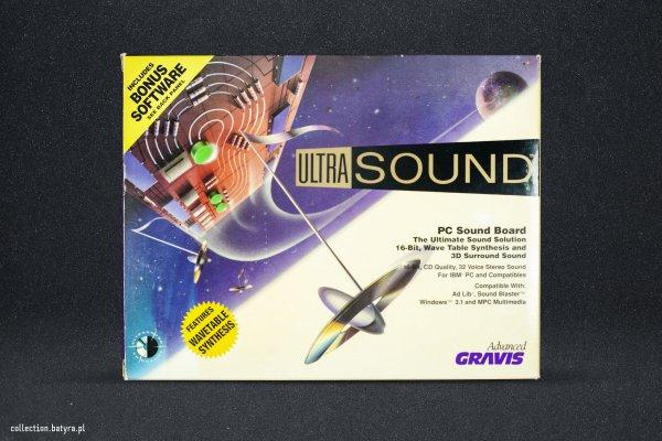 GUS Classic 374 Gravis Ultrasound