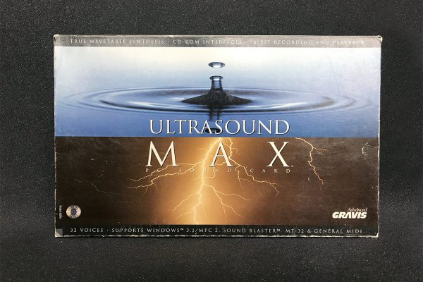 Ultrasound MAX 21