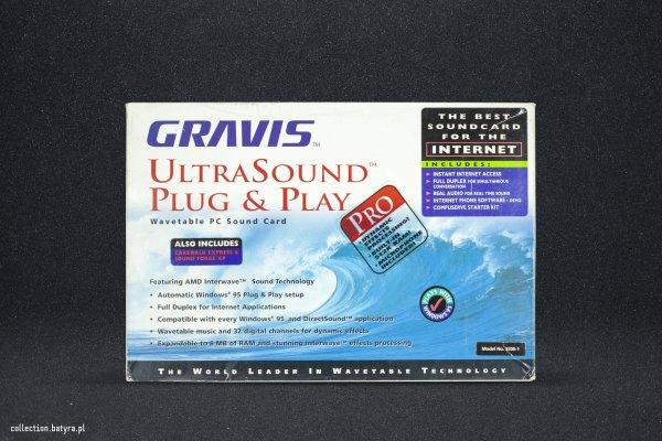 Gravis Ultrasound PnP Pro 1.0