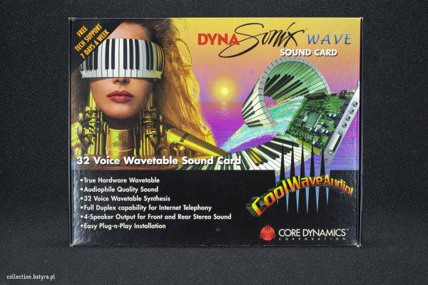 CoreDynamics Sonix Wave GUS PnP Clone
