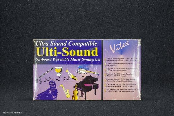 Ultisound Gravis Ultrasound Classic Clone