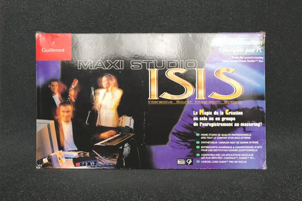 Maxi Studio ISIS