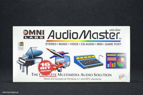 Omni Labs AudioMaster AMS-8000