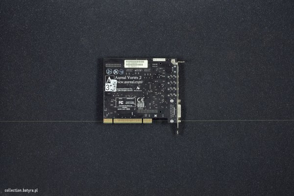 Aureal Vortex Black PCB PCI