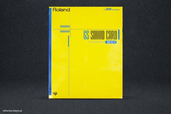 Roland SSC-1