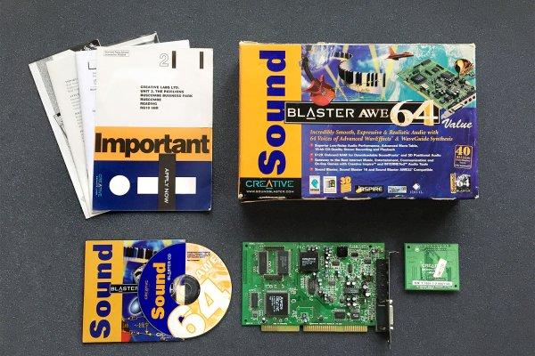 AWE64 Value CT4500