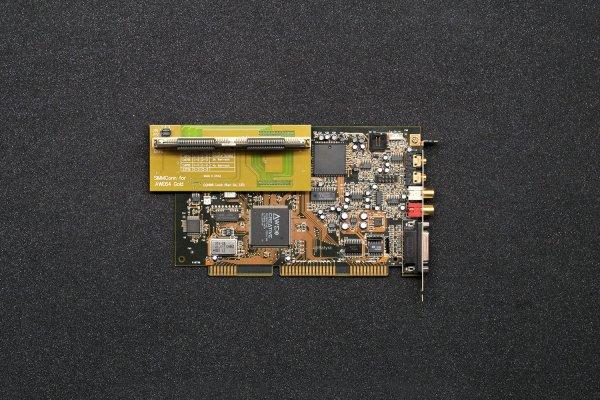AWE64 Gold CT4540 + SimmConn