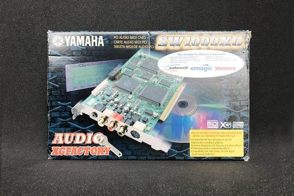 Yamaha SW1000XG