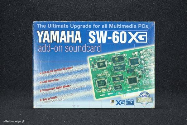 Yamaha SW60XG