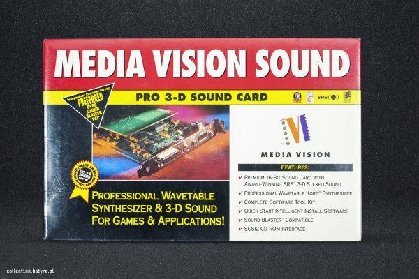 Media Vision Pro 3-D (Korg Pro Wave)