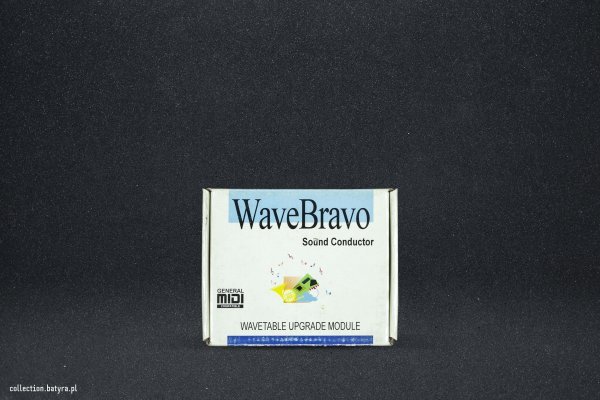 Wave Bravo Wavetabla Crystal Daughterboard