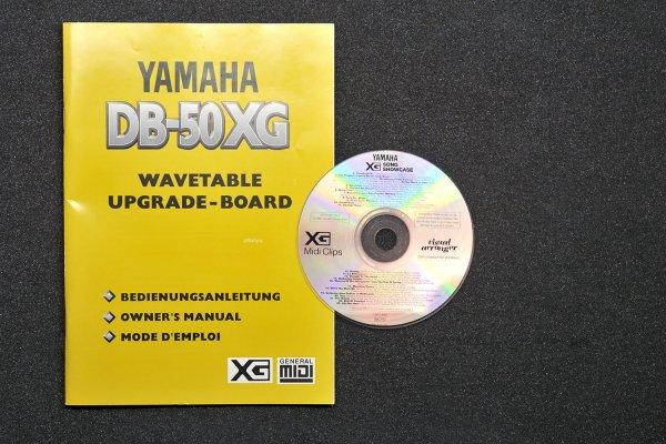Yamaha DB50XG